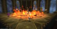 FFXIV Spellblade Fire