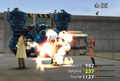 Ironclad Turret Fire from FFVIII Remastered