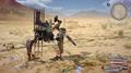 MA-X Angelus-0 battle in FFXV