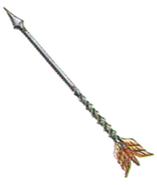 Medusa Arrow FFIII Art