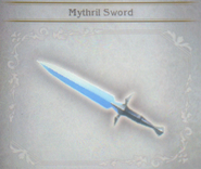 Mythril Sword