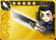 DFFOO Buster Sword ver. Z (VII)