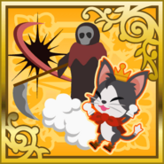 FFAB Game Over - Cait Sith SR