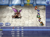 Final Fantasy Dimensions statuses