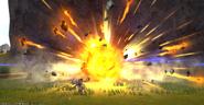 FFXIV GNB Burst Strike