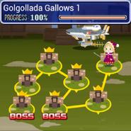 Golgollada Gallows WM Brigade