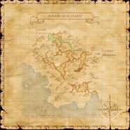 Misareaux Map