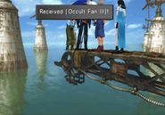 Occult Fan III location from FFVIII Remastered