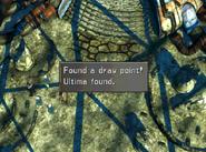 Draw point found