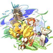 Everybody's Golf x Final Fantasy collab art.jpg