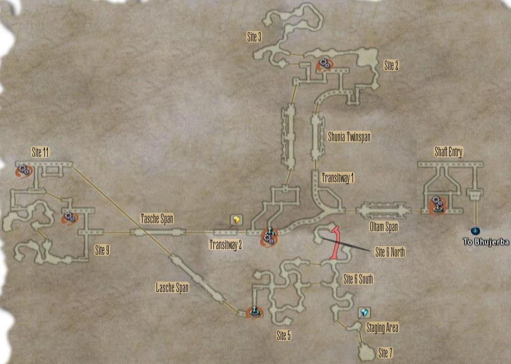 FF12 Map - Lhusu Mines.png