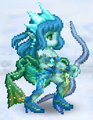 FFLII Shiva Enemy Sprite
