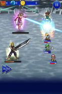 FFRK Sonic Break EA