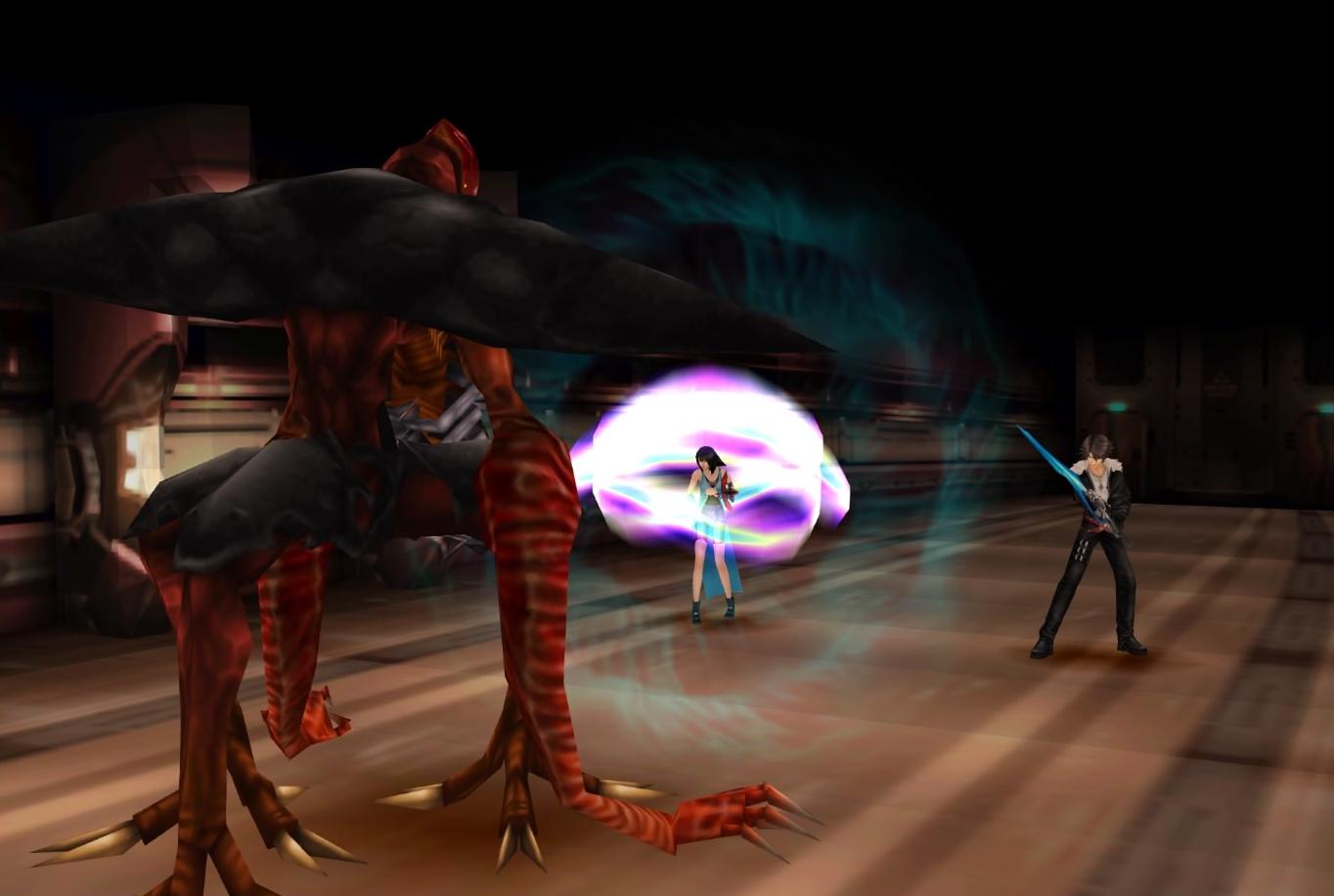 Silence (Final Fantasy VIII)