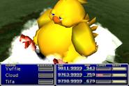 FFVII Fat Chocobo