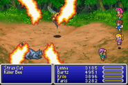 FFV Flame Scroll