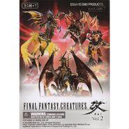 Final Fantasy Creatures Figures