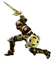 Gladiator ARR Art