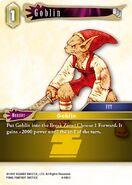 Goblin 4-081C from FFTCG Opus