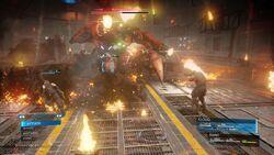 Guard Scorpion boss vii remake.jpeg