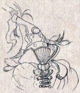 Vivi Rough Sketch