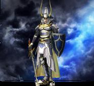 DFF2015 Guerriero della luce costume 3