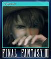 FFIII Steam Card Spellcast