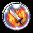 FFRK Firaga Strike Icon