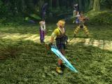 Final Fantasy X victory poses
