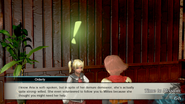 Orderly talks about Aria in Ch8 from FF Type0