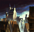 Riovanes Castle Artwork