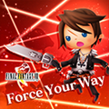 TFFAC Song Icon FFVIII- Force Your Way (JP)