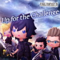 TFFAC Song Icon FFXV- Up for the Challenge (JP)