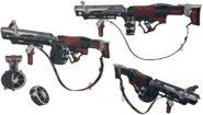 Wedges grenade launcher 2 artwork for FFVII Remake