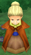 Baron old woman NPC render ffiv ios