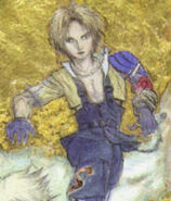 Dissidia Tidus from Cosmos Artwork