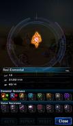 FFBE Red Elemental Analyze 2
