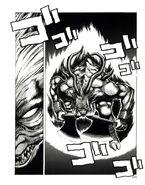 FFIII Manga Ifrit
