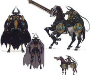 FFT0 Odin Concept Art