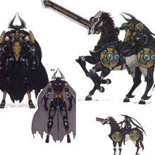 FFT0 Odin Concept Art.png