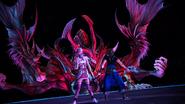 FFXIII-2 Garnet Bahamut