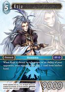 Kuja 1-037H from FFTCG Opus