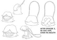 Poshepocket line concept for Final Fantasy Unlimited