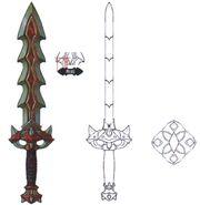 Ragnarok FFIX Art
