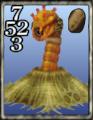 Abyss Worm (Final Fantasy VIII card)
