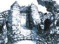Aerbs Mountains Dali Gate FFIX Art