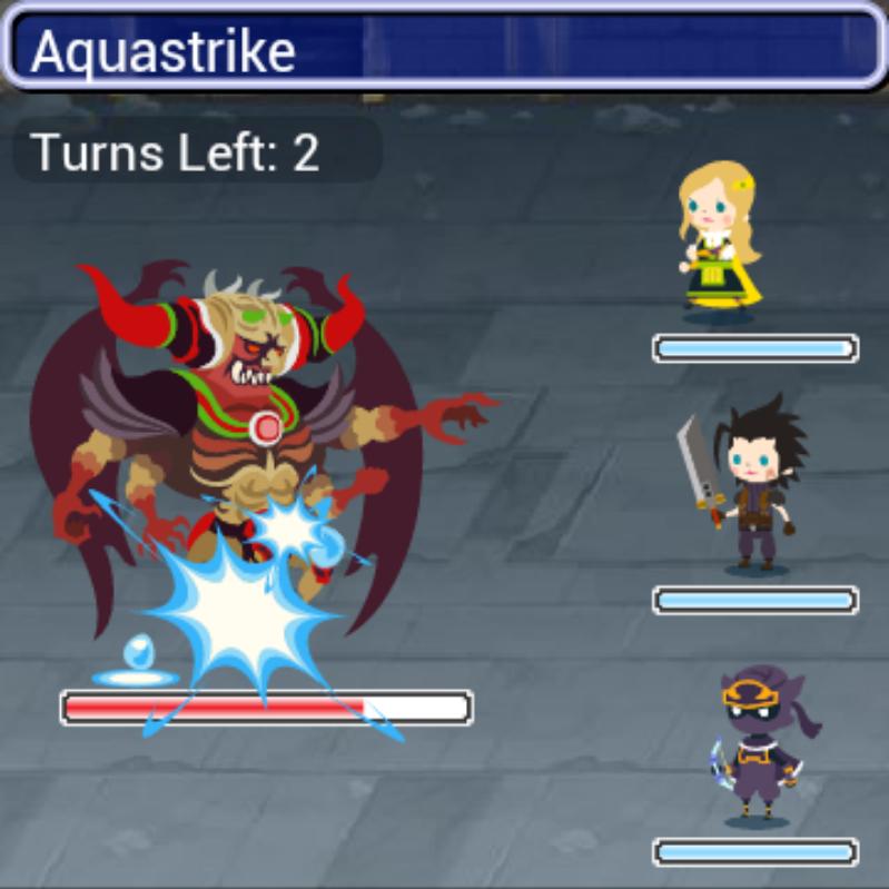 Final Fantasy Airborne Brigade abilities/INT