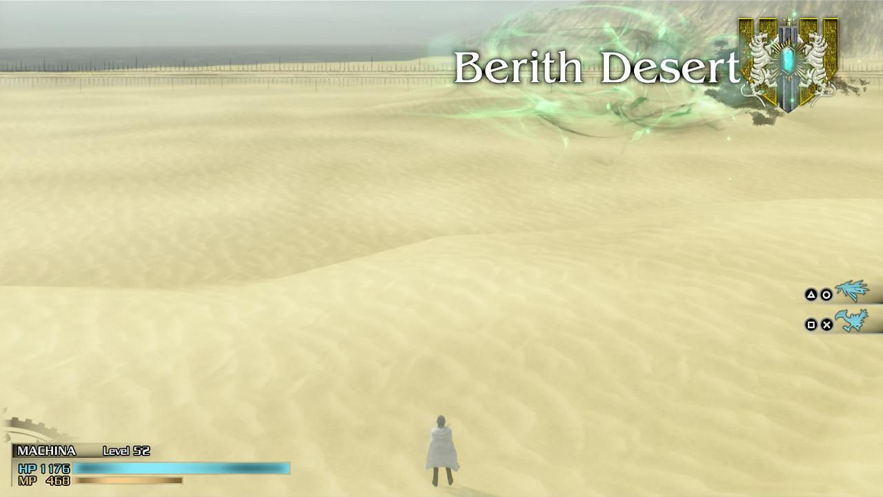 Berith Desert