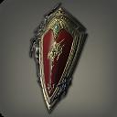 Doman Iron Kite Shield from Final Fantasy XIV icon