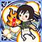 FFAB Fire Veil - Yuffie Legend SSR+